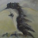 Dartmoor 1 by judith cockram, Painting, Oil on canvas